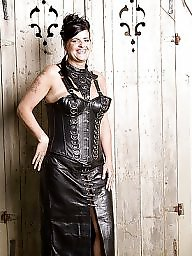 Latex, Boots, Pvc, Leather, Mature boots, Mature pvc