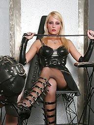 Latex, Femdom, Mistress