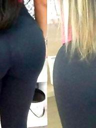 Ass, Brunette amateur