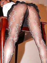 Turkish, Nylon, Heels, Turkish mature, High heels, Mature nylon