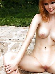Ginger, Freckles