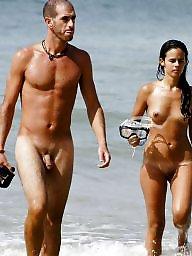 Couples, Couple, Voyeur beach