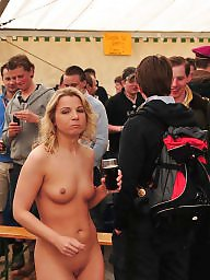 Naked, Flashing in public, Amateur public, Public amateur