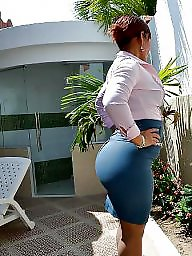 Outdoor, Tight, Clothed, Outdoors, Milf outdoor, Dressed