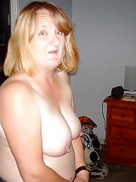 Big boobs, Redhead mature, Wife