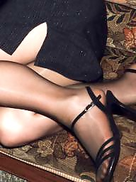 Pantyhose, Wife, Stockings, Wife stockings, Tights, Tight