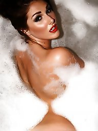 Bath, Celebrity, Shower, Bathing