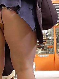 Upskirt, Panties, Shopping, Shop