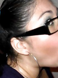 Glasses, Blowjob, Amateur, Suck
