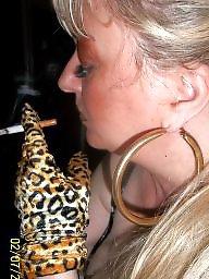 Smoking, Smoke, Milf blowjob, Leopard