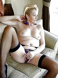 Beauty, Beautiful mature, Mature cock