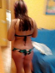 Bikini, Big butt, Teen ass, Beach, Teen bikini, Big butts
