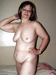 Glasses, Naked, Naked bbw, Mature glasses, Glasses mature, Bbw naked