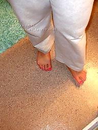 Feet, Mature feet, Mature porn