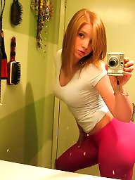 Mirror, Redheads, Redhead teens
