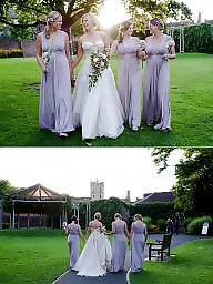 Bride, Clothed, Brides, Clothes, Mature clothed, Cloth