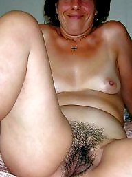 Natural, Hairy matures