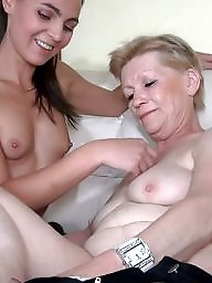 Mature, Mature lesbian, Lesbians, Mature lesbians, Mature sex, Mature young