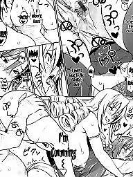 Manga, Princess, Boss