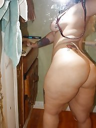 Cellulite, Cellulite ass, Thick, Thick ass, White ass, Thickness