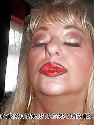 Blowjob, Blowjobs, Blonde milf, Milf blowjob, Blonde, Wank