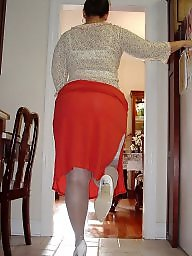 Mature big ass, Big butt, Mature dress, Big mature, Tights, Candid
