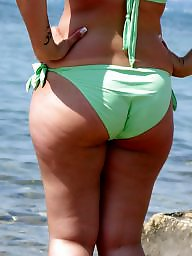 Beach, Big ass milf, Beautiful, Beach milf, Milf big ass, Ass beach