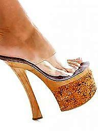 Vintage, Shoes, Funny, Shoe