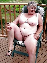 Amateur granny, Granny mature