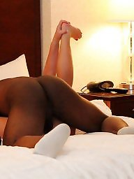 Spreading, Interracial wife, Wife interracial