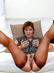 Spreading, Spread, Mature spreading, Mature legs, Wide, Mature spread
