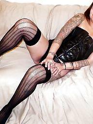 Stockings, Nipple