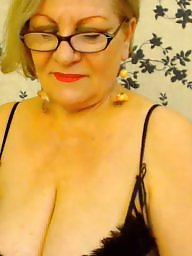 Sexy granny, Grannies, Granny tits, Webcam matures