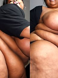 Saggy, Hangers, Ebony bbw, Saggy boobs, Ebony boobs, Big saggy