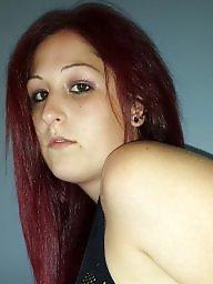 Lingerie, Redhead, Redheads, Amateur lingerie