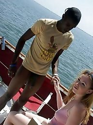 Vacation, Man, Wife interracial, Interracial wife, First