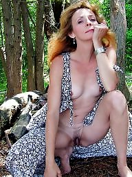 Lady, Stockings mature, Stocking mature