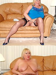 Dressed undressed, Dressed, Undressed, Amateur mature, Mature dress, Old mature