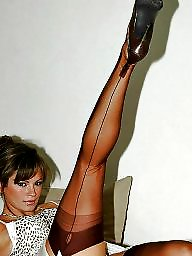 Mature legs, Perfect, Mature in stockings
