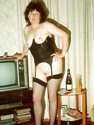 Mature stockings, Mature wife, Mature tits, Mature stocking, Wife mature