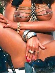 Ebony bbw, Black bbw, Big nipples, Areola