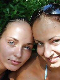 Vacation, Girlfriend, Lesbian amateur, Girlfriends, Amateur lesbians