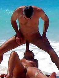 Beach, Wife, Fun, Wifes, Wife beach