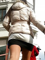 Mini skirt, Skirt, Spy, Romanian