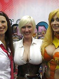 Curvy, Cosplay, Girls