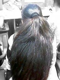 Hair, Black hair