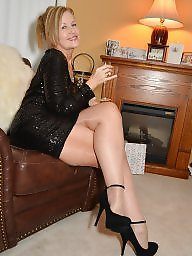 Mature stockings, Matures, Sexy milf, Mature mix, Stocking mature, Milf stocking
