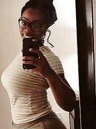 Ass, Black, Ebony, Black ass, Work, Ebony tits