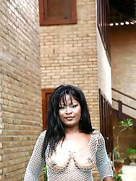 Ebony milf, Bad