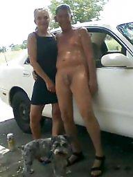 Naked, Stranger